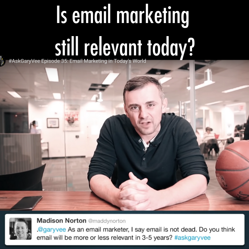 Is email marketing still relevant today?
