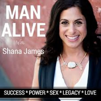 Man Alive Podcast - Host Shana James - Podcast - Guest Doug Morneau of Real Marketing Real Fast